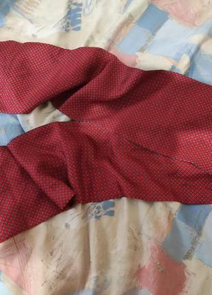 Шикарный мужской шелковый шарф sale