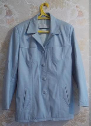 Куртка женская, летняя экокожа #розвантажуюсь