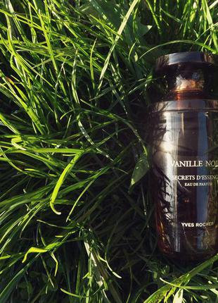 """Парфюмированная вода """"vanille noire"""" (черная ваниль)"""