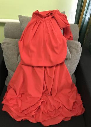 Сукня з шифоном