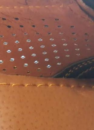 Летние мужские кожаные туфли наложенный платеж обмен возврат8 фото