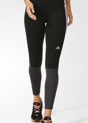 Спортивные тренировочные леггенсы adidas
