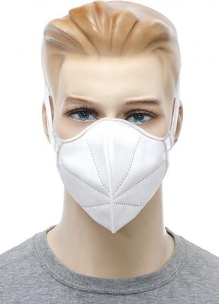 Респиратор маска без клапана ffp1