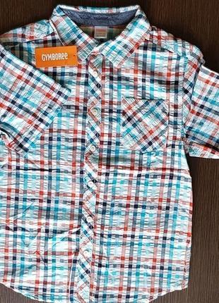 Рубашка на хлопчика 10-12 років