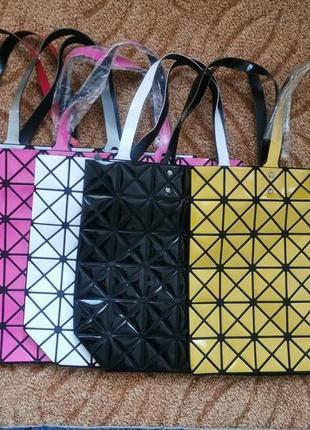 Женская сумка bao bao глянцевый (3030)  реплика