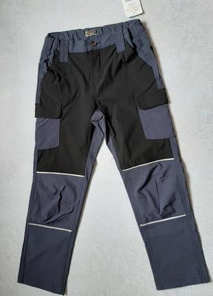 Детские треккинговые штаны