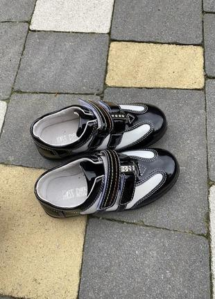Ботинки туфли детские