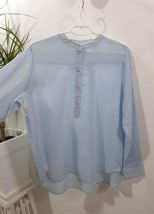 Блуза тонкий хлопок h&m