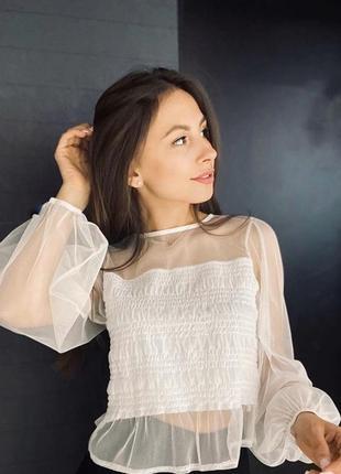 Шикарная блуза dilvin