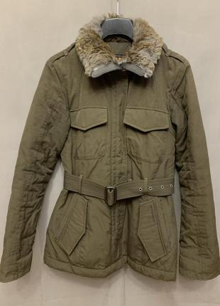 Парка куртка woolrich