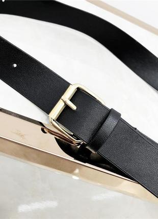 Поясная сумка на пояс бананка черная с кольцом новая7 фото