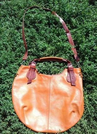 Италия кожа, фирменная сумка, сумочка