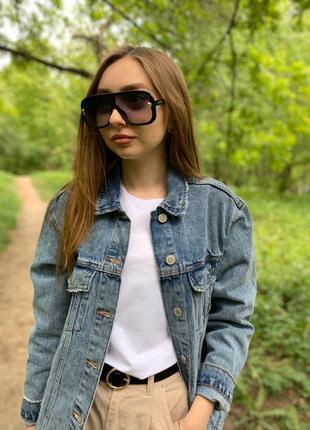 Солнцезащитные женские очки versace