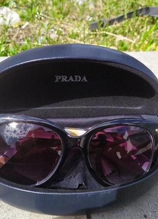 Prada sunglasses очки эксклюзивные