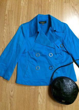 Стильная укороченная курточка,куртка,пиджак,жакет+подарок ремень