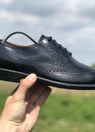 George шкіряні туфлі брогі оригінал нові