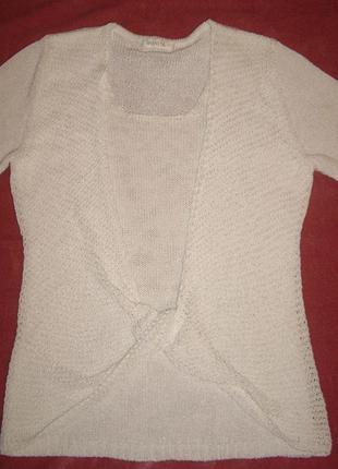 Блузка ажурная - bonita