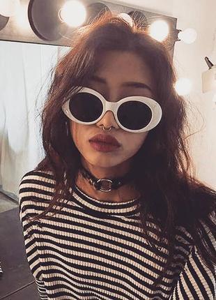 Солнцезащитные очки куртка кобейна лунатики футуриста сонцезахисні окуляри курт кобейн