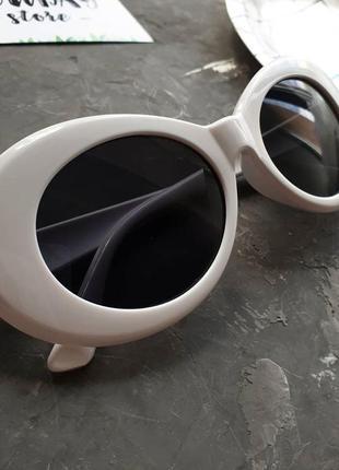 Солнцезащитные очки куртка кобейна лунатики футуриста сонцезахисні окуляри курт кобейн2 фото