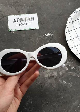 Солнцезащитные очки куртка кобейна лунатики футуриста сонцезахисні окуляри курт кобейн3 фото
