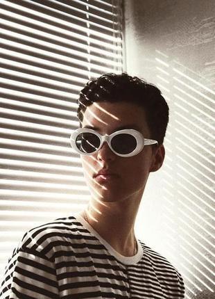 Солнцезащитные очки куртка кобейна лунатики футуриста сонцезахисні окуляри курт кобейн7 фото