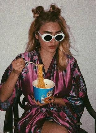 Солнцезащитные очки куртка кобейна лунатики футуриста сонцезахисні окуляри курт кобейн8 фото