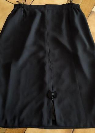 Черная классическая юбка dorette