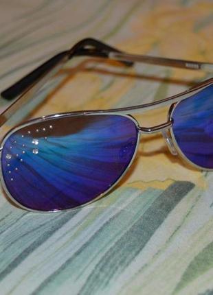 Красивые солнцезащитные очки со стразами камнями