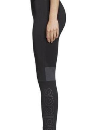 Спортивные штаны капри леггинсы фирменные adidas
