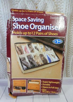 Органайзер для хранения обуви на 12пар