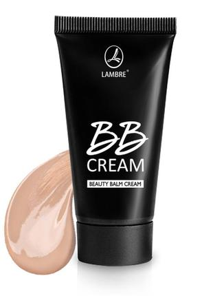 "Bb+ крем beauty balm cream №1 ""light"" 30 мл"