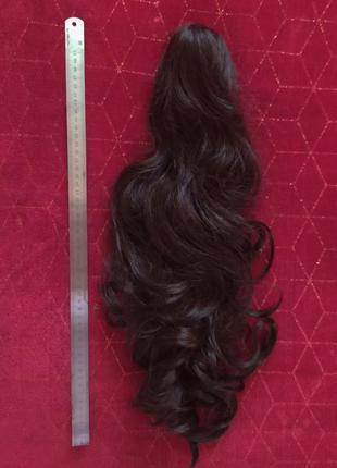 Шиньон (волосы на заколке)