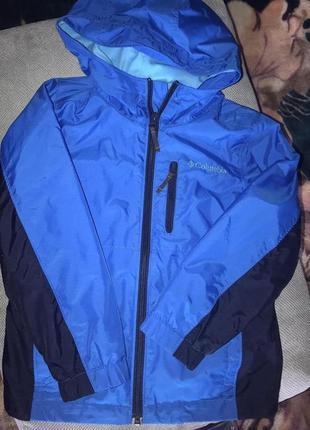 Columbia windbreaker coat ветровка для мальчика