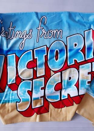 Полотенце victoria's secret