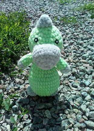 Плюшевий дракон іграшка плюшевый динозавр игрушка