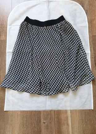 Легкая летняя юбка guess
