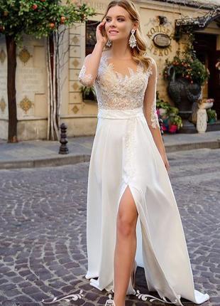 Свадебное платье от производителя в розницу по оптовой цене