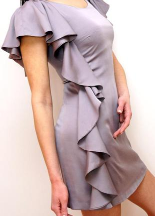 Лиловое платьеце kira plastinina