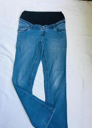 Распродажа! джинсы стреч для беременных m(38)