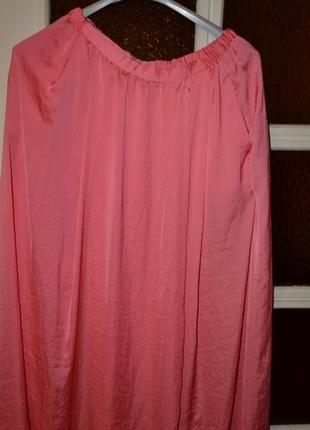 Zara юбка в пол