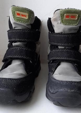 Термо сапожки ботинки elefanten