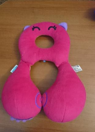 Подушка для малышей в коляску или автокресло
