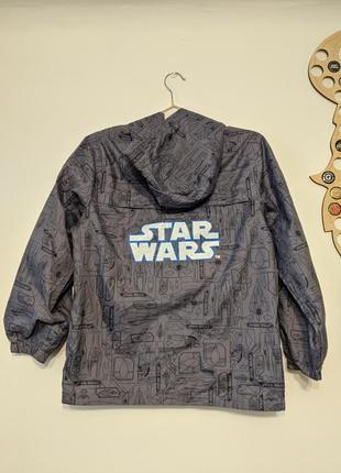 Куртка ветровка звездные войны star wars