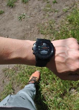 Часы garmin fenix 5x plus sapphire