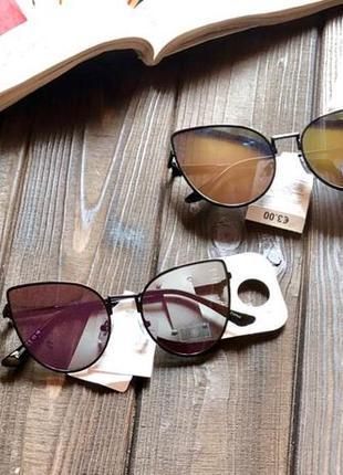 Фирменные очки primark