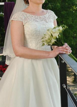 """Свадебное платье """"jumeli"""""""