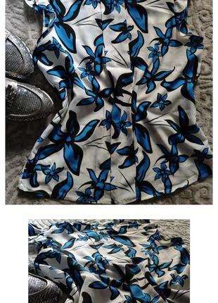 Блузка блуза кофточка с рюшами
