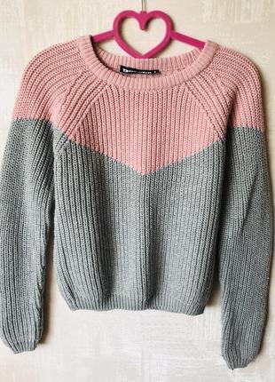 Стильный брендовый свитер tally weijl