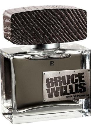 Парфюмированная вода bruce willis, брюс уиллис,lr, germany