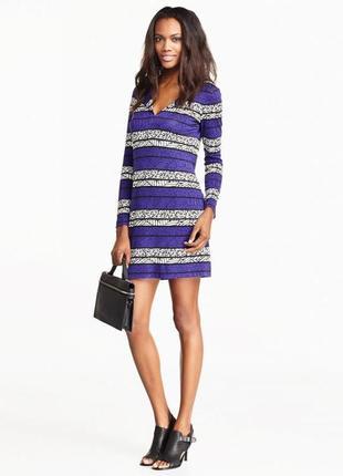 Diane von furstenberg платье - рубашка  оригинал